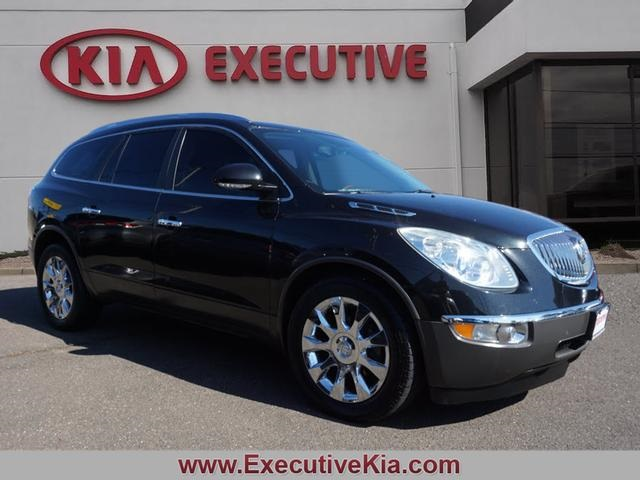 pre-owned 2011 buick enclave cxl 4d sport utility in wallingford