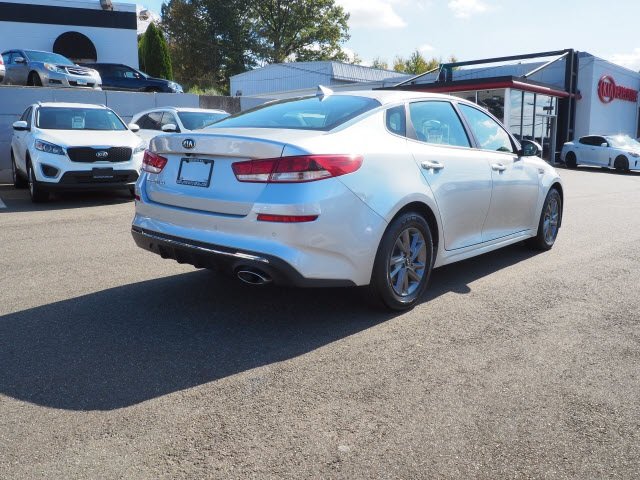 Certified Pre-Owned 2019 Kia Optima LX