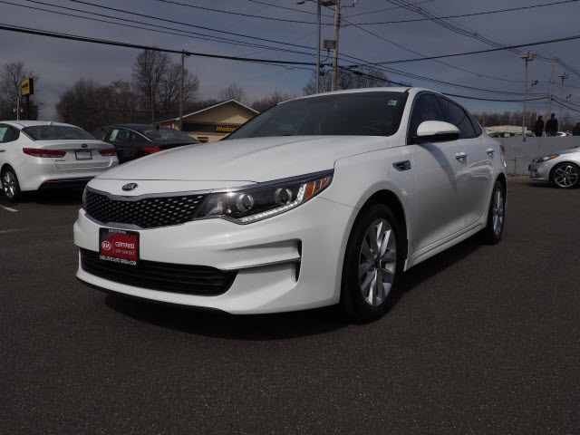 Certified Pre-Owned 2016 Kia Optima EX