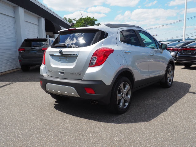 Pre-Owned 2013 Buick Encore Base