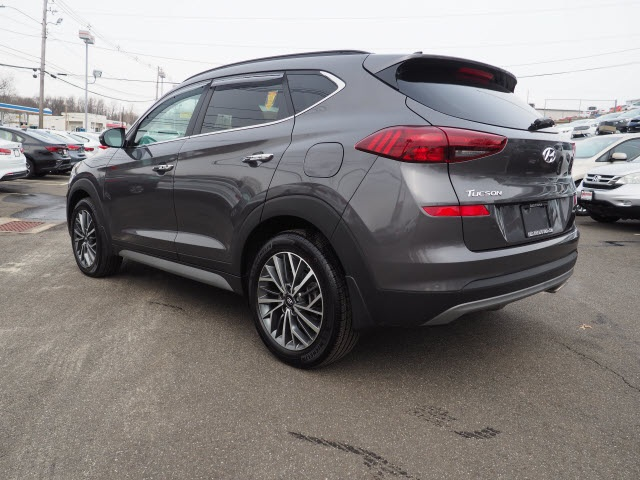 Pre-Owned 2020 Hyundai Tucson Ultimate