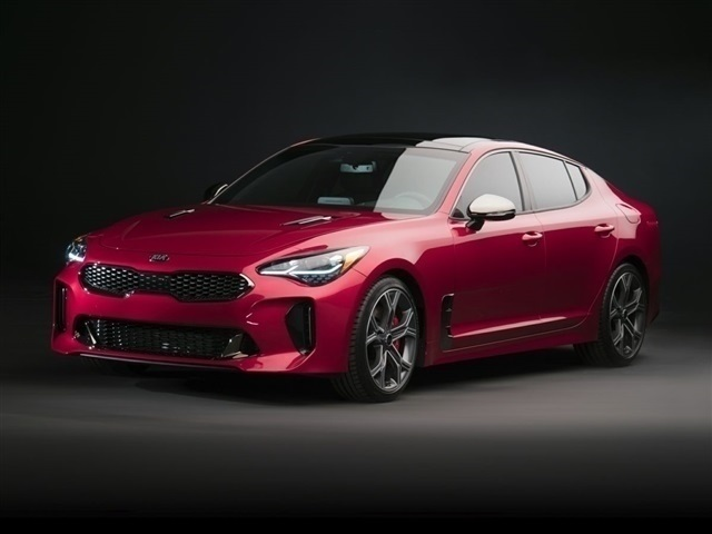 New 2019 Kia Stinger GT1