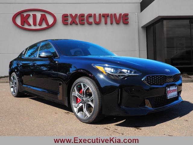New 2019 Kia Stinger GT2