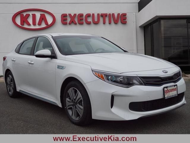New 2018 Kia Optima Plug In Hybrid Ex