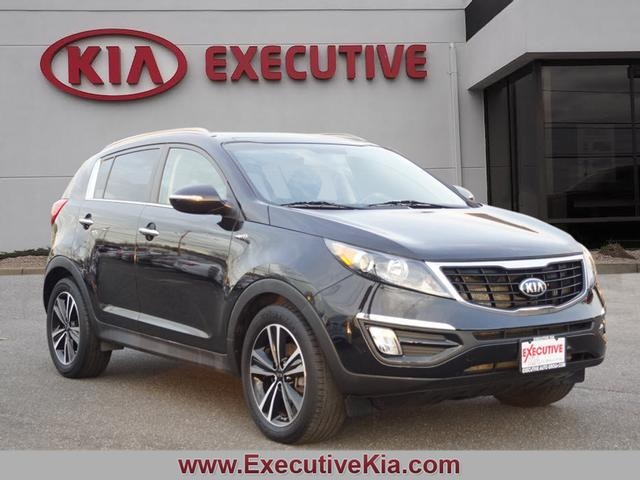 Certified Pre Owned 2016 Kia Sportage Sx
