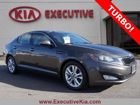 Pre-Owned 2011 Kia Optima EX Turbo